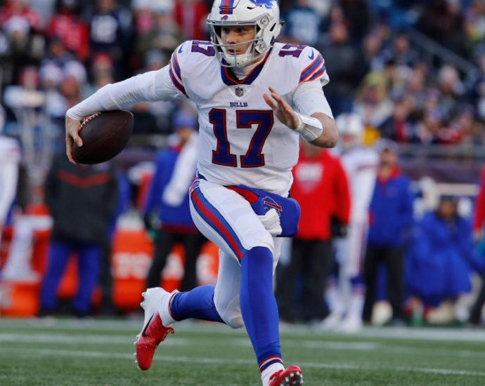 Bills, AFC, DraftKings, Patriots, Week 4, Indianapolis Colts, Buffalo Bills