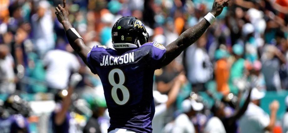 Chiefs, Lamar Jackson, 2019 MVP