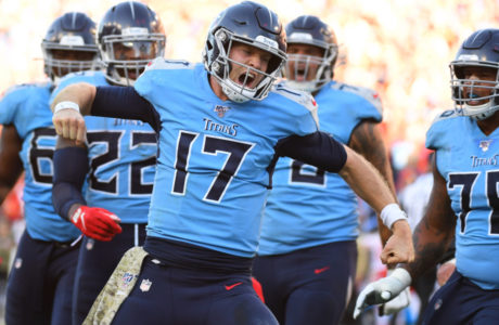 Waiver Wire, Ryan Tannehill Titans, MVP 2019, WHICH FREE AGENT QUARTERBACK WAS THE BEST VALUE?