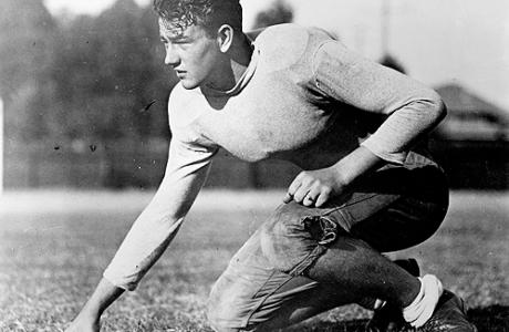 John Wayne NFL Draft