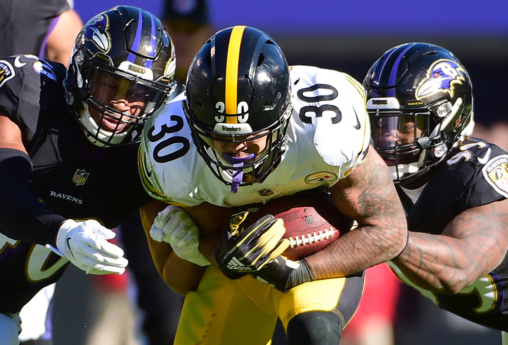 NFL Week 8 Preview, Redzone Tips