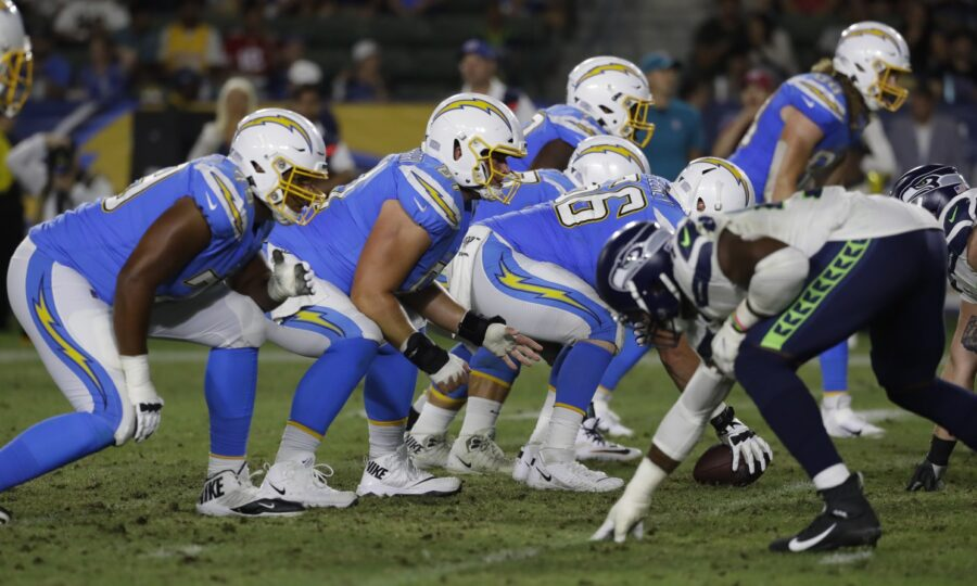 Los Angeles Chargers Offseason