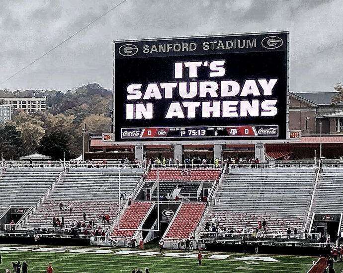 Saturday In Athens